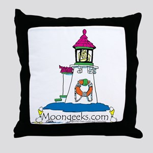 KF-[Lighthouse]-11.002 Throw Pillow
